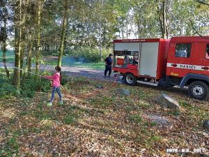 14.10.2017 – Cvičení v dálkové dopravy vody